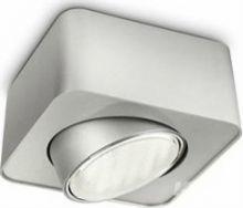 Oprawa sufitowa GX53/8W aluminium