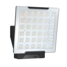 XLED Pro Square reflektor zewnętrzny naświetlacz 24,8W LED 4000K 230V czarny