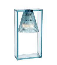 Light air lampa stołowa 1x5W E14 32cm niebieski