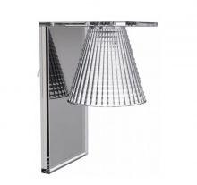 Light air kinkiet 1x5W E14 14cm kryształowy