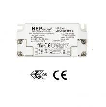 Hep sterownik LED stałoprądowy 9,1w-15w/350ma 26-43v