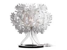 FIORELLINA lampa stołowa 1x40W E14 h34cm biały