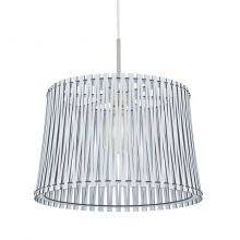 Sendero lampa wisząca 38cm 1x60W E27 230V biała