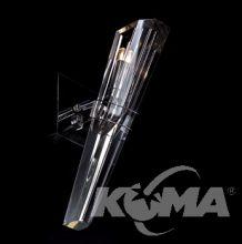 King kinkiet 1x40W G9 230V chrom