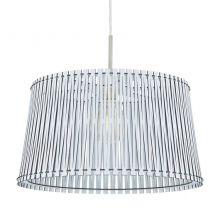 Sendero lampa wisząca 45cm 1x60W E27 230V biała