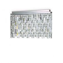 Elisir pl6 plafon chrom 6x40W g9 230V