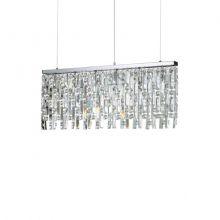 Elisir sp6 lampa wisząca chrom 6x40W g9 230V