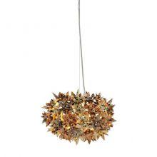 Bloom lampa wisząca 3x30W G9 230V złoty-brąz-miedziany