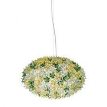 Bloom lampa wisząca 6x30W G9 230V zielona/mięta