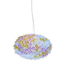 Bloom lampa wisząca 6x30W G9 230V fioletowa/lawenda