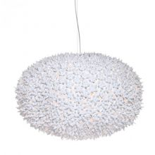 Bloom lampa wisząca 9x33W G9 230V biała