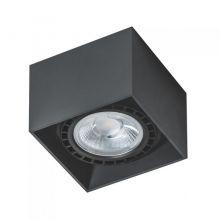 Alex lampa sufitowa 15W LED ES111 230V czarna DIMM