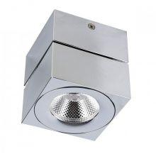 Diado reflektor 5W LED 230V chrom