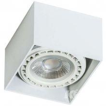 Alix lampa sufitowa 15W LED ES111 230V biała DIMM