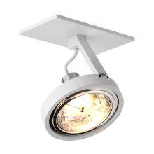 Gino oprawa wpuszczana reflektor/spot 1x40W G9 230V biały