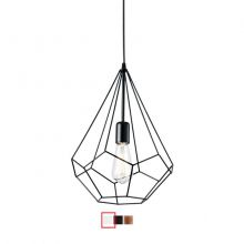 Lampa wisząca ampolla-3 sp1 1x60W IP20 biała
