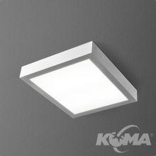 Blos mini oprawa sufitowa łazienkowa biała mat LED 1x10.5W 230V IP44