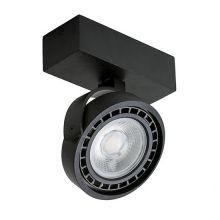 Jerry reflektor 1x15W LED ES111 230V czarny DIMM