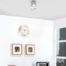 Kupp lampa sufitowa 3x9W E14 230V