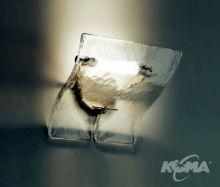 Foglio kinkiet 1x150W R7s 118mm crystallo
