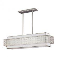 Kenney lampa wisząca 5x60W E27 230V srebrna