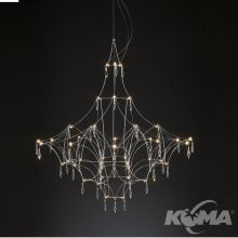 Mira lampa wisząca 39x0,4W led