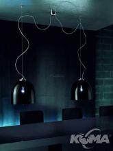 Dress oprawa oswietleniowa 2xe27/100W czarna