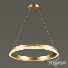 Golden I lampa wisząca 36W LED 3000K 230V złota