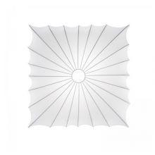 Muse plafon 2x60W E27 230V biały