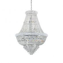 Dubai sp24 lampa wisząca chrom 24x40W E14