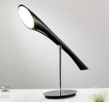 Pop lampka e27/13W czarna
