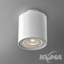 Tuba lampa sufitowa 1x50W GU10 230V biała (mat)