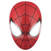 Spider Man 3D Masks kinkiet 0,2W LED 3V czerwony
