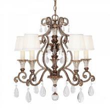 Versalles lampa wisząca 5x60W/E14