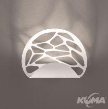 Kelly kinkiet 17W LED 230V biały