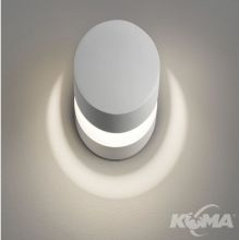 Pin-Up kinkiet 9W LED 3000K 230V chrom