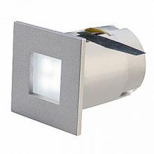 Mini frame oprawa wpuszczana power led szara