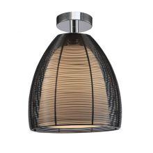 Pico lampa sufitowa 1x60W E27 230V czarna