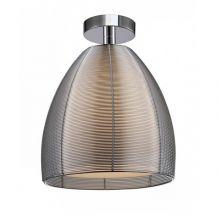 Pico lampa sufitowa 1x60W E27 230V srebrna