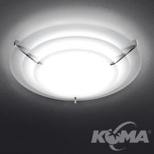 Escala plafon 16W LED 230V chrom