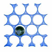 Infinity stojak na butelki zestaw 16 modulow granatowy