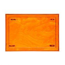 Dune tacka 55x38x3cm pomarańczowa