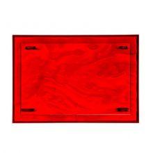 Dune tacka 55x38x3cm czerwona