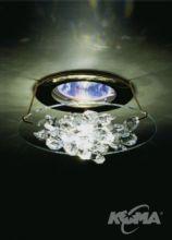 Oprawa stropowa crystal deco ice springtime 35w/12V
