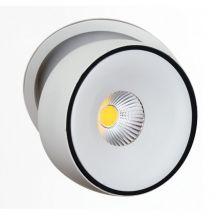 Cafe reflektor wpuszczany 16W LED 500mA biały
