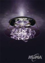 Oprawa stropowa crystal deco ice mentality 35W/12V