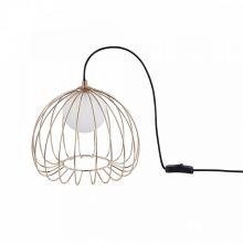 Polly lampa stołowa 1x28W G9 230V złota