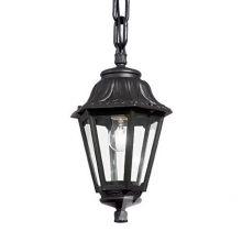 Anna lampa wisząca zewnętrzna IP44 1x60W E27 czarny