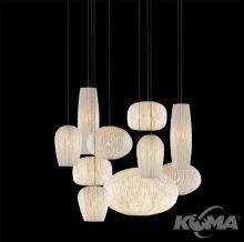 Coral lampa wisząca 13x23W