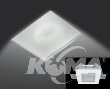 Sd 081V n f oprawa wpuszczana 1x50W g5.3 biały